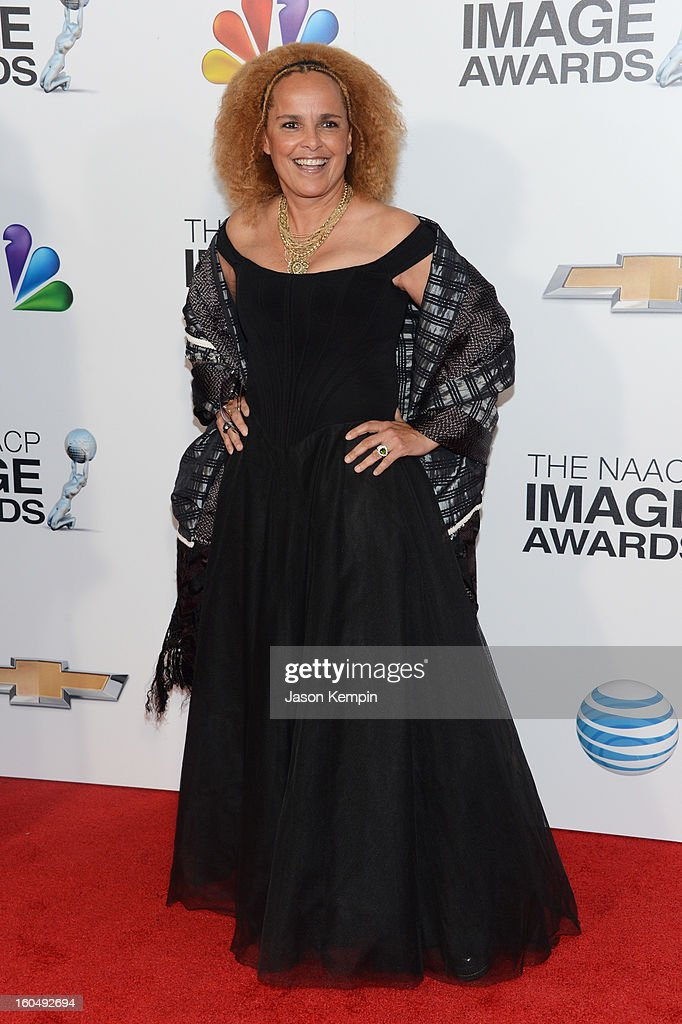 44th NAACP Image Awards - Arrivals : News Photo