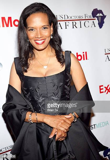 Actress Shari Headley arrives at 1st Annual Historic Health Summit Red Carpet Gala at the Beverly Hilton on April 21 2009 in Beverly Hills California