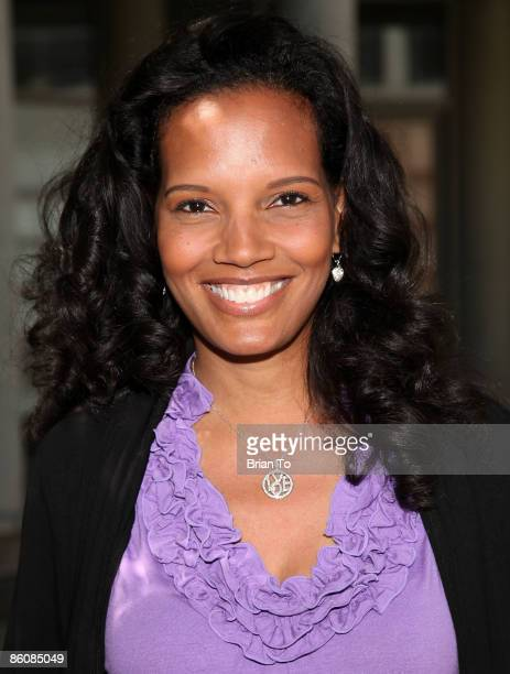 Actress Shari Headley attends the US Doctors for Africa African First Ladies 1st Annual Historic Health Summit Kickoff Lunch with Maria Shriver at...