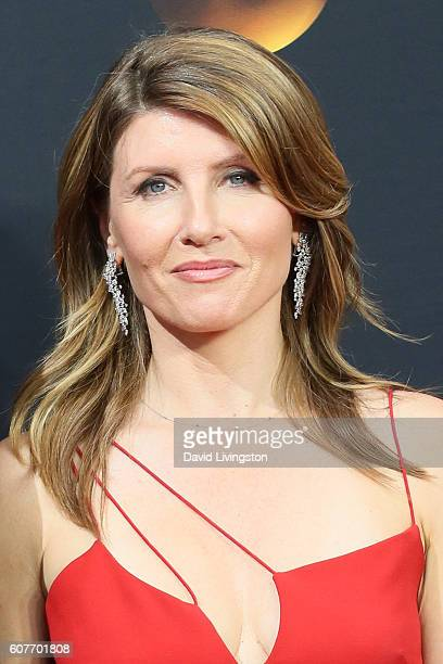 Actress Sharon Horgan arrives at the 68th Annual Primetime Emmy Awards at the Microsoft Theater on September 18 2016 in Los Angeles California