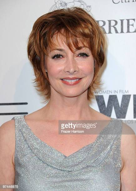 Actress Sharon Lawrence arrives at the 3rd Annual Women In Film PreOscar Party at a private residence in Bel Air on March 4 2010 in Los Angeles...