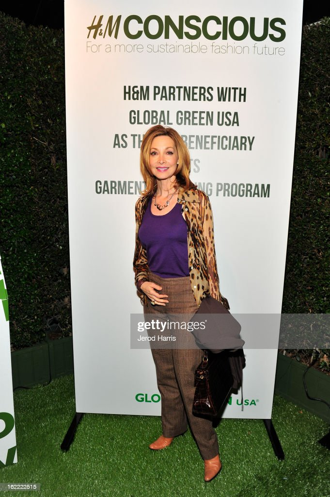 Actress Sharon Lawrence attends Global Green USA's 10th Anniversary Pre-Oscar Party sponsored by H&M at Avalon on February 20, 2013 in Hollywood, California.