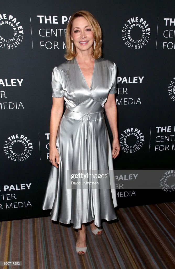 Actress Sharon Lawrence attends Paley Honors in Hollywood: A Gala Celebrating Women in Television at the Beverly Wilshire Four Seasons Hotel on October 12, 2017 in Beverly Hills, California.