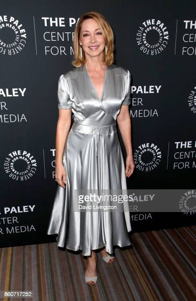 Actress Sharon Lawrence attends Paley Honors in Hollywood A Gala Celebrating Women in Television at the Beverly Wilshire Four Seasons Hotel on...