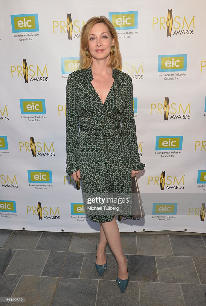 Actress Sharon Lawrence attends the 18th Annual PRISM Awards Ceremony at Skirball Cultural Center on April 22, 2014 in Los Angeles, California.