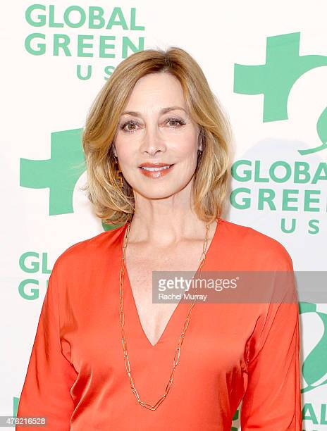 Actress Sharon Lawrence attends the Global Green USA 19th Annual Millennium Awards on June 6 2015 in Century City California