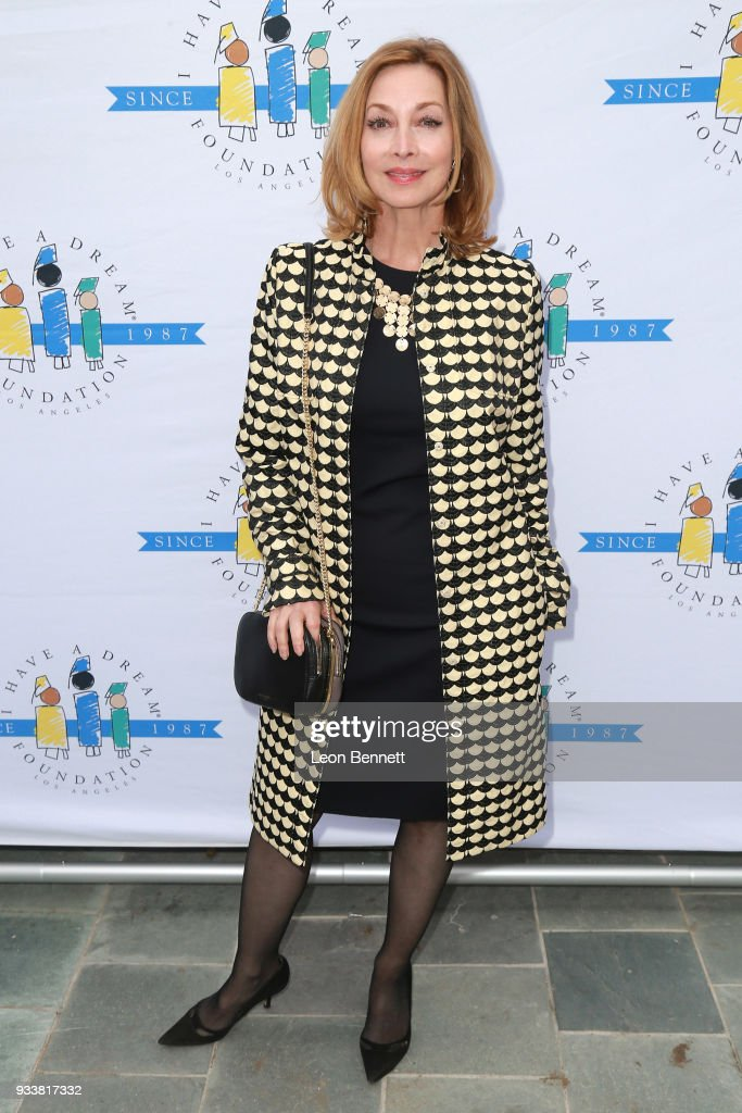 Actress Sharon Lawrence attends the 'I Have A Dream' Foundation's 5th Annual Los Angeles' Dreamer Dinner at Skirball Cultural Center on March 18, 2018 in Los Angeles, California.