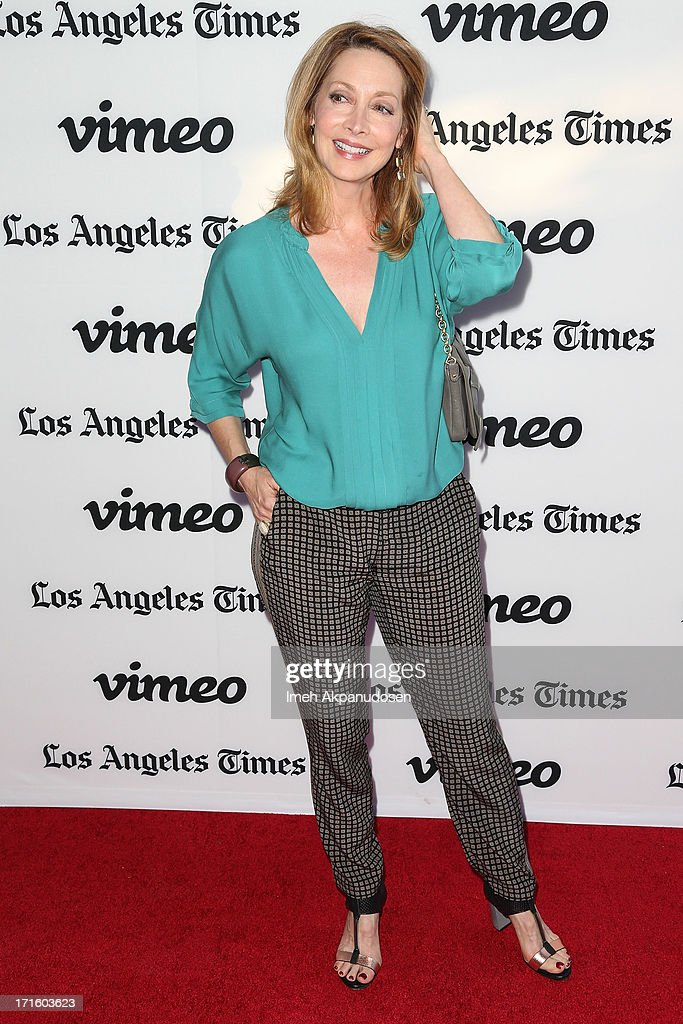 Actress Sharon Lawrence attends the premiere of 'Some Girl(s)' at Laemmle NoHo 7 on June 26, 2013 in North Hollywood, California.