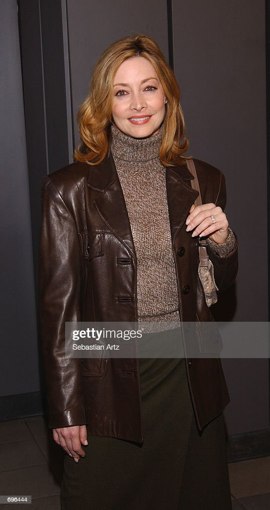 Actress Sharon Lawrence Attends The Premiere Of The Movie Scotland