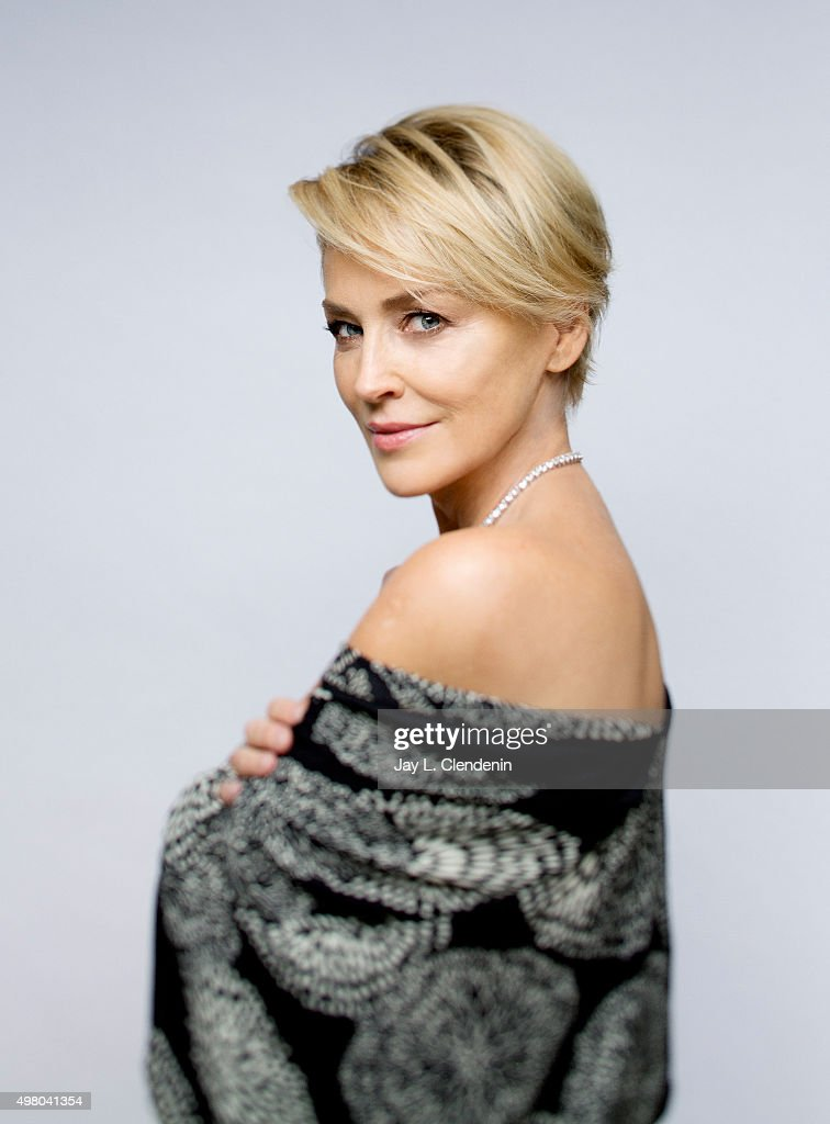 Sharon Stone, Los Angeles Times, November 18, 2015