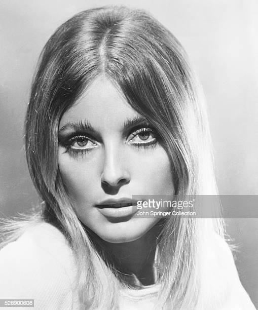 Actress Sharon Tate