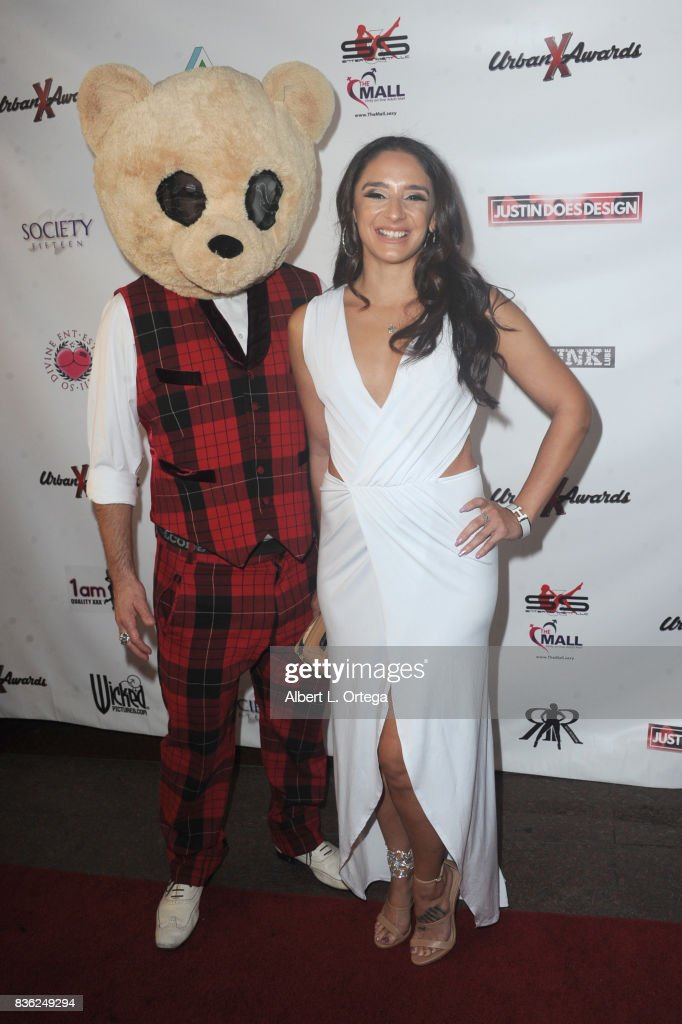 Actress Sheena Ryder arrives for the 6th Urban X Awards held at Stars On Brand on August 20, 2017 in Glendale, California.