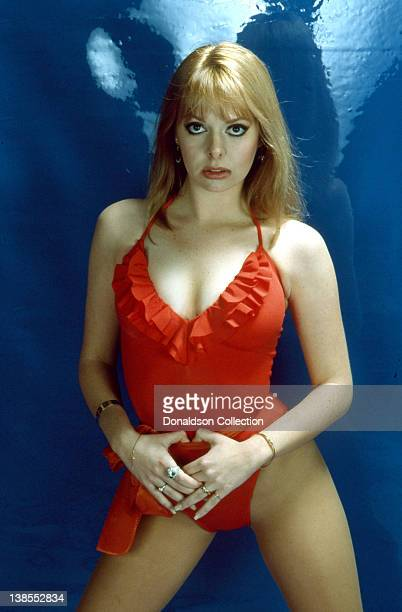 Actress Shell Kepler of the soap opera General Hospital poses for a portrait in circa 1982 in Los Angeles California