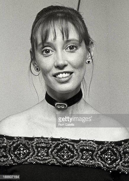 Actress Shelley Duvall attending Nineth Annual Cable ACE Awards on January 24, 1988 at the Wiltern Theater in Los Angeles, California.