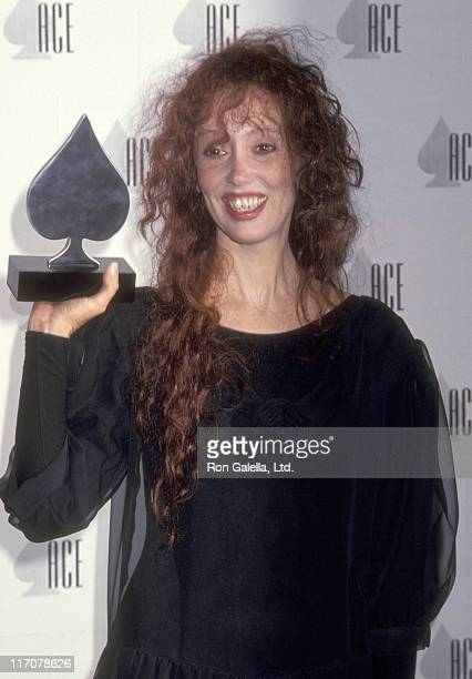 Actress Shelley Duvall attends the 12th Annual CableACE Awards on January 13, 1991 at Wiltern Theatre in Los Angeles, California.