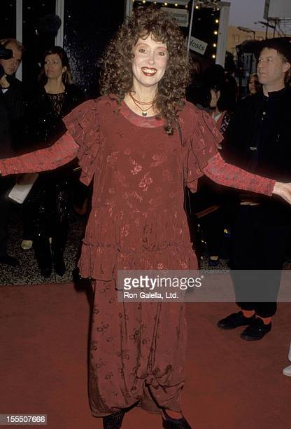 Actress Shelley Duvall attends the 15th Annual CableACE Awards on January 16, 1994 at Pantages Theatre in Hollywood, California.