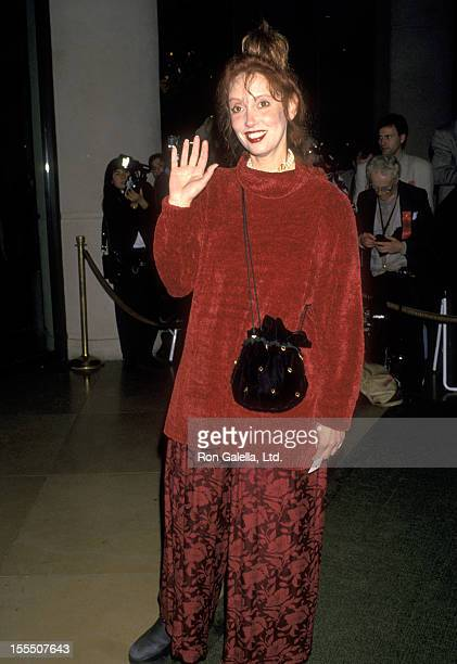 Actress Shelley Duvall attends the 22nd Annual American Film Institute Lifetime Achievement Award Salute to Jack Nicholson on March 3, 1994 at...