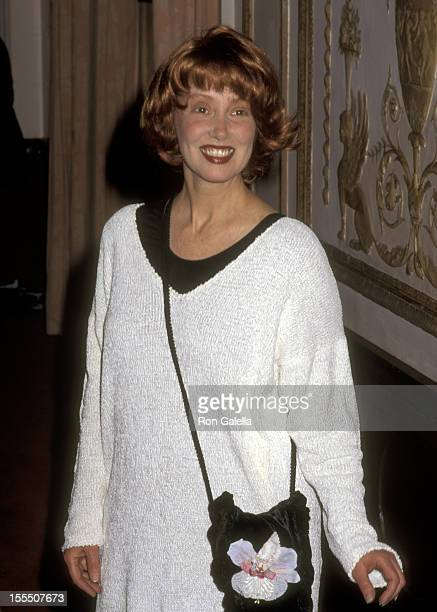 Actress Shelley Duvall attends the American Museum of the Moving Image Honors Robin Williams on February 23, 1995 at Waldorf-Astoria Hotel in New...