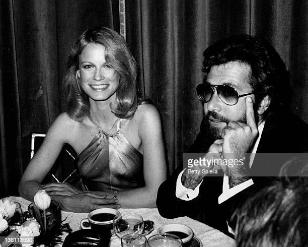Actress Shelley Hack and actor John Leone attend Love Boat Honors Helen Hayes on February 2 1980 at the Beverly Hills Hotel in Beverly Hills...