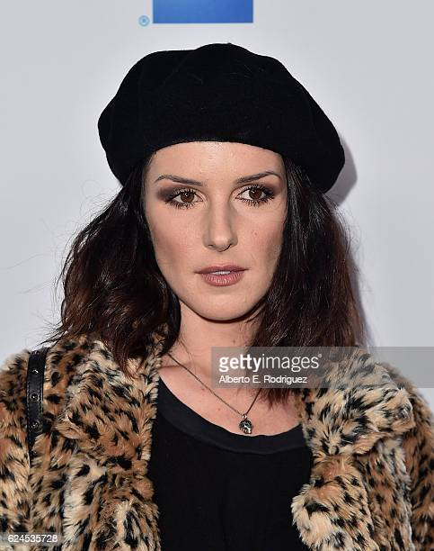 Actress Shenae Grimes attends the 3rd Annual Airbnb Open Spotlight at Various Locations on November 19, 2016 in Los Angeles, California.