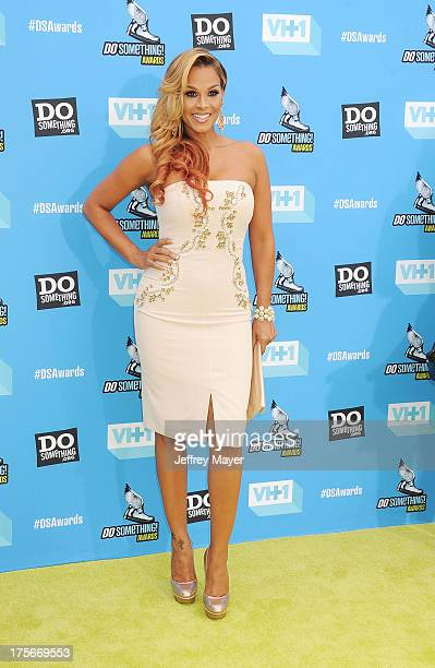 Actress Sheree Fletcher arrives at the DoSomethingorg and VH1's 2013 Do Something Awards at Avalon on July 31 2013 in Hollywood California