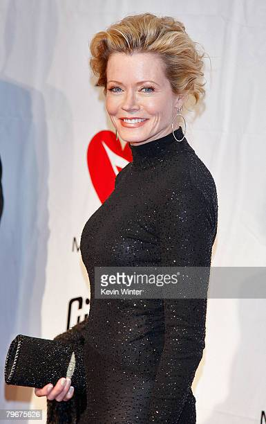 Actress Sheree J Wilson arrives at the 2008 MusiCares person of the year honoring Aretha Franklin held at the Los Angeles Convention Center on...