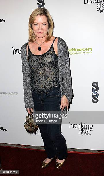 Actress Sheree J Wilson arrives for the Los Angeles Premiere of White Rabbit held at Laemmle Music Hall on February 13 2015 in Beverly Hills...