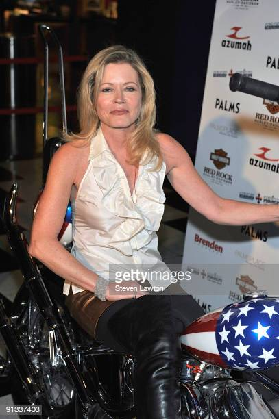 Actress Sheree J Wilson arrives for the red carpet at The Palms Casino Resort on October 1 2009 in Las Vegas Nevada