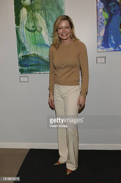Actress Sheree J Wilson attends The Friends Have A Heart Exhibition at Laura M Studio on November 20 2010 in Los Angeles California