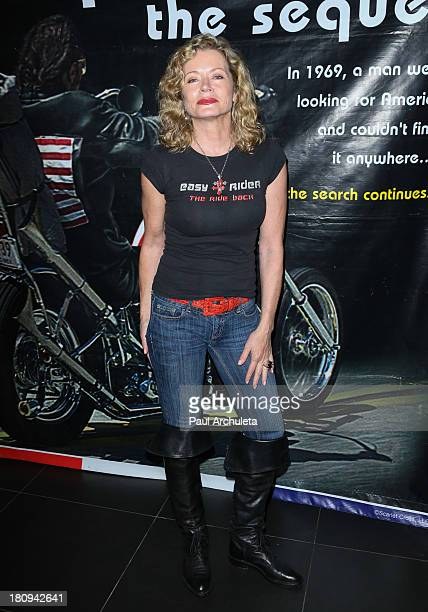 Actress Sheree J Wilson attends the screening of Easy Rider The Ride Back RideIn at Bartels' HarleyDavidson on September 17 2013 in Marina del Rey...