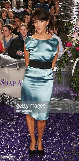 Actress Sheree Murphy arrives at the British Soap Awards 2006 at BBC Television Centre on May 20, 2006 in London, England. The annual awards...