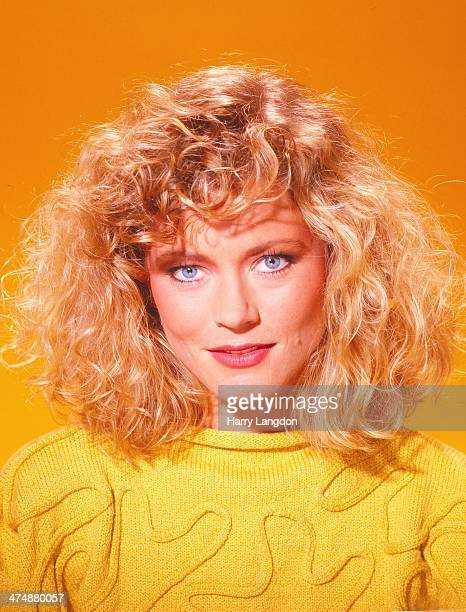 Actress Sheree Wilson poses for a portrait in 1987 in Los Angeles California
