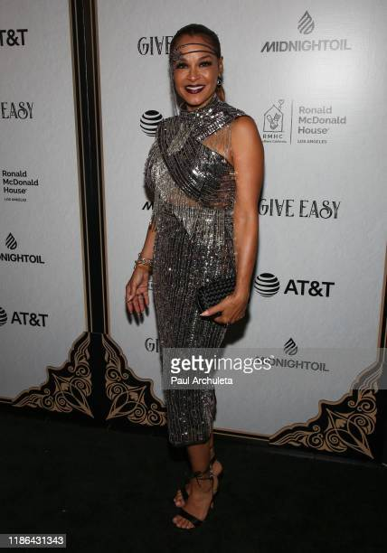 Actress Sheree Zampino attends the Give Easy Event hosted by the Ronald McDonald House Los Angeles at Avalon Hollywood on November 07 2019 in Los...