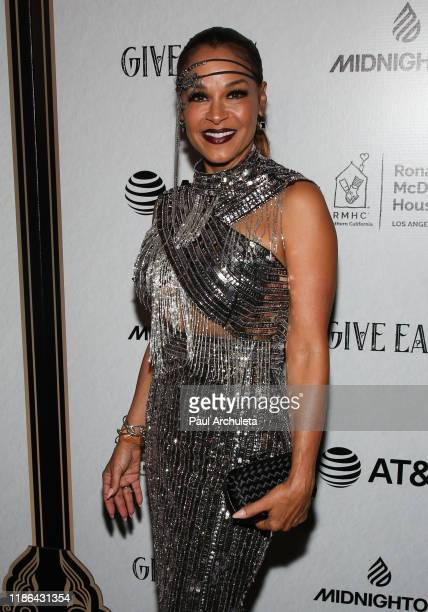 Actress Sheree Zampino attends the Give Easy Event hosted by the Ronald McDonald House Los Angeles at Avalon Hollywood on November 07, 2019 in Los...
