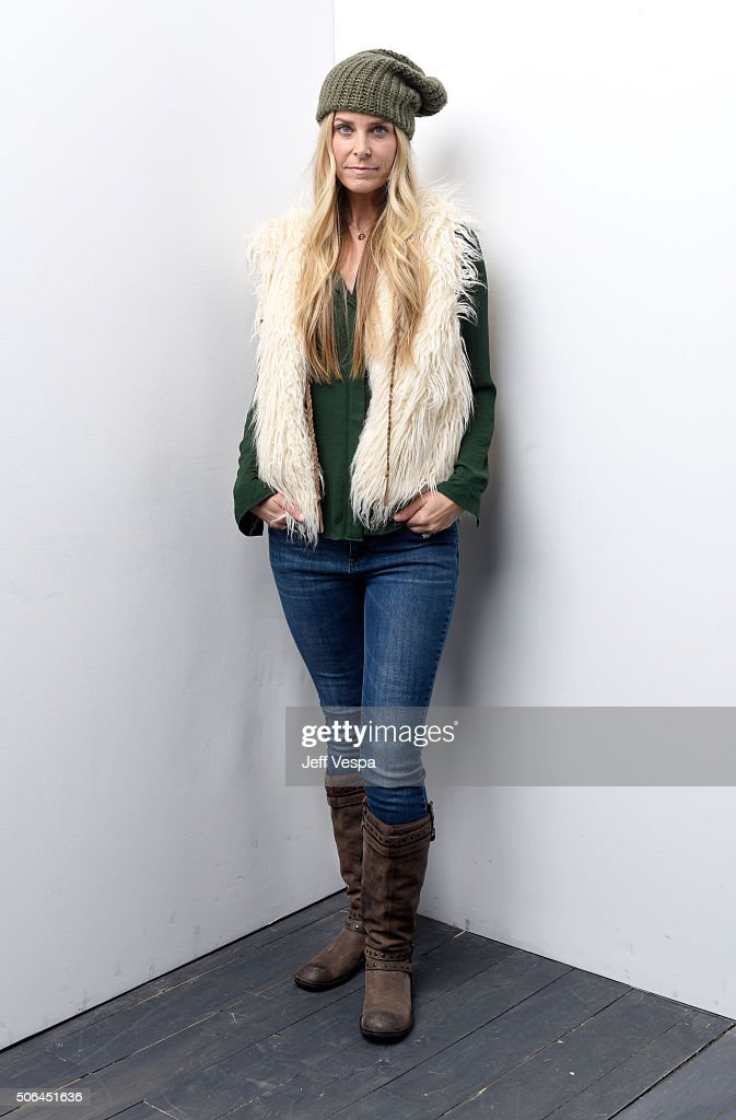 Actress Sheri Moon Zombie from the film '31' poses for a portrait during the WireImage Portrait Studio hosted by Eddie Bauer at Village at The Lift on January 23, 2016 in Park City, Utah.