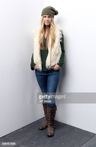 Actress Sheri Moon Zombie from the film 31 poses for a portrait during the WireImage Portrait Studio hosted by Eddie Bauer at Village at The Lift on...