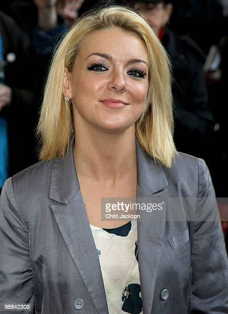 Actress Sheridan Smith arrives at the Sweet Charity press night at the Theatre Royal on May 4 2010 in London England