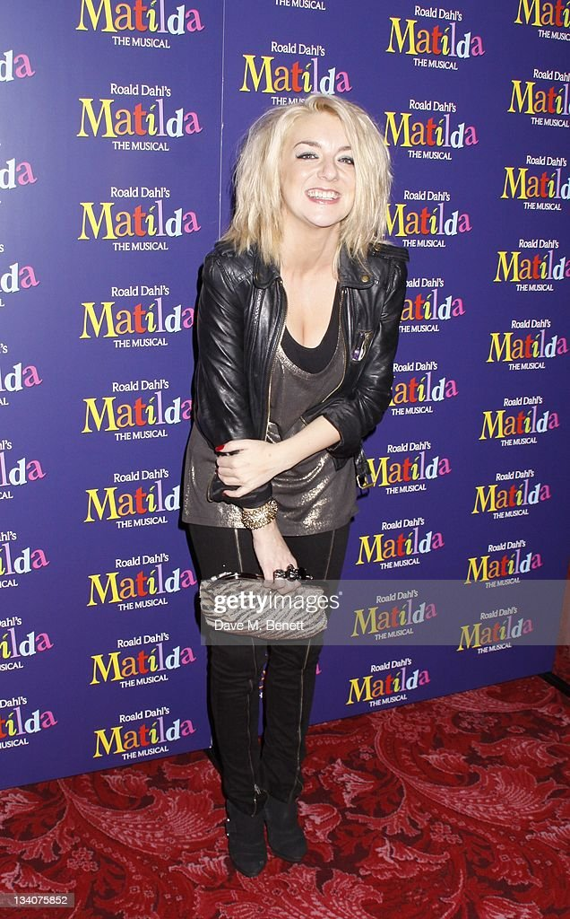Matilda Press Night Party at the Theatre Royal
