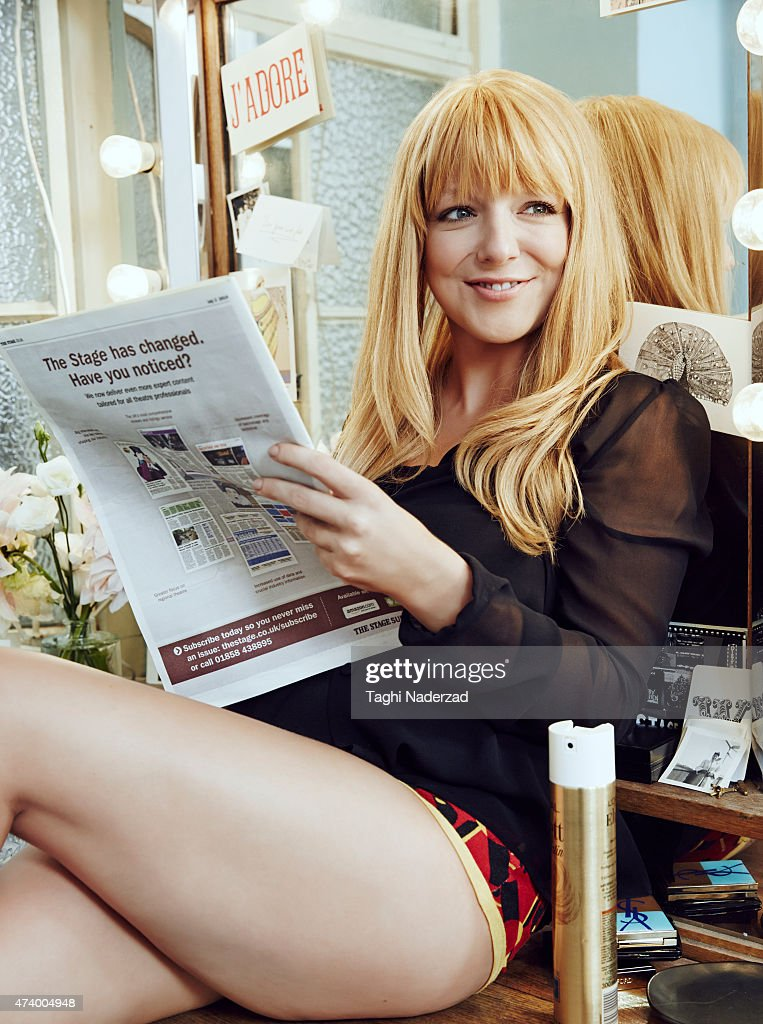 Sheridan Smith, InStyle UK, October 2014