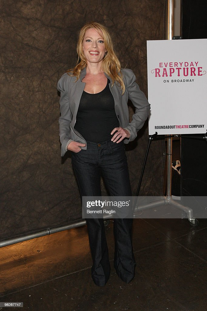 """Everyday Rapture"" Broadway Cast Meet And Greet"