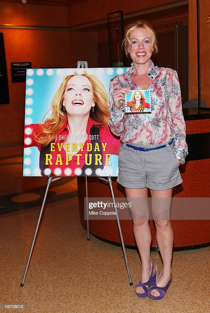 """Everyday Rapture"" Original Cast Recording Signing - June 15, 2010"