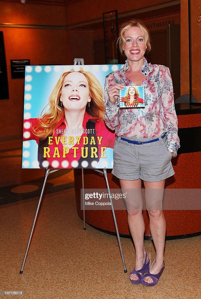 """Everyday Rapture"" Original Cast Recording Signing - June 15, 2010"