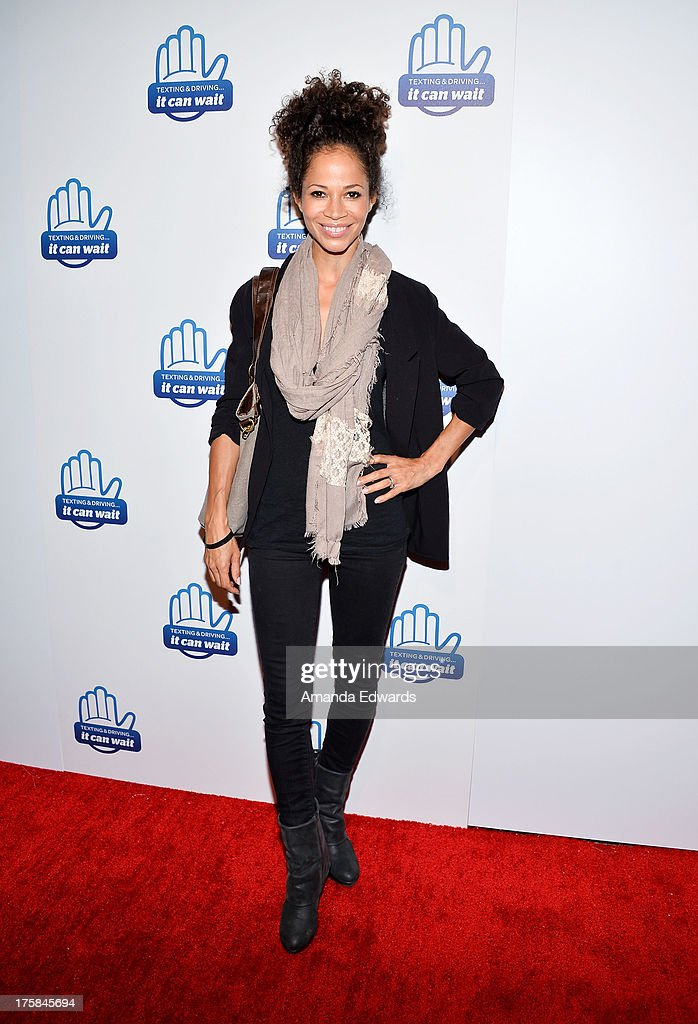 Actress Sherri Saum arrives at a special Los Angeles screening of Werner Herzog's 'From One Second To The Next' at the SilverScreen Theater at the Pacific Design Center on August 8, 2013 in West Hollywood, California.