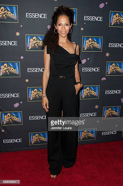 Actress Sherri Saum attends the Essence 'A Toast To Primetime' Event at the Herringbone Mondrian LA on October 2 2014 in Beverly Hills California