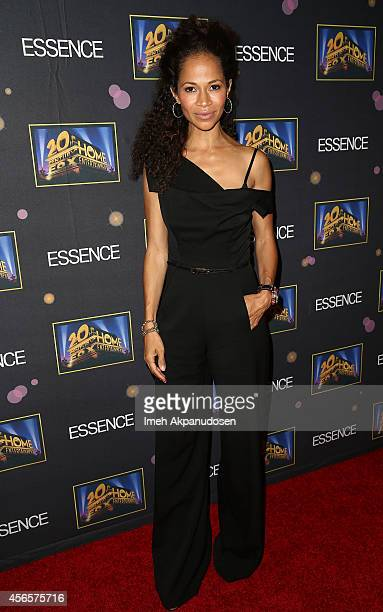 Actress Sherri Saum attends the Essence 'A Toast To Primetime' event at Herringbone Mondrian LA on October 2 2014 in Beverly Hills California