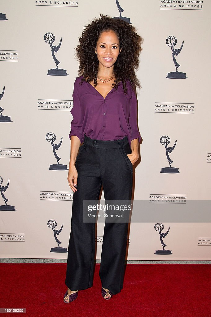 Actress Sherri Saum attends The Prime Time Closet - A History of Gays and Lesbians on TV at Academy of Television Arts & Sciences on October 28, 2013 in North Hollywood, California.