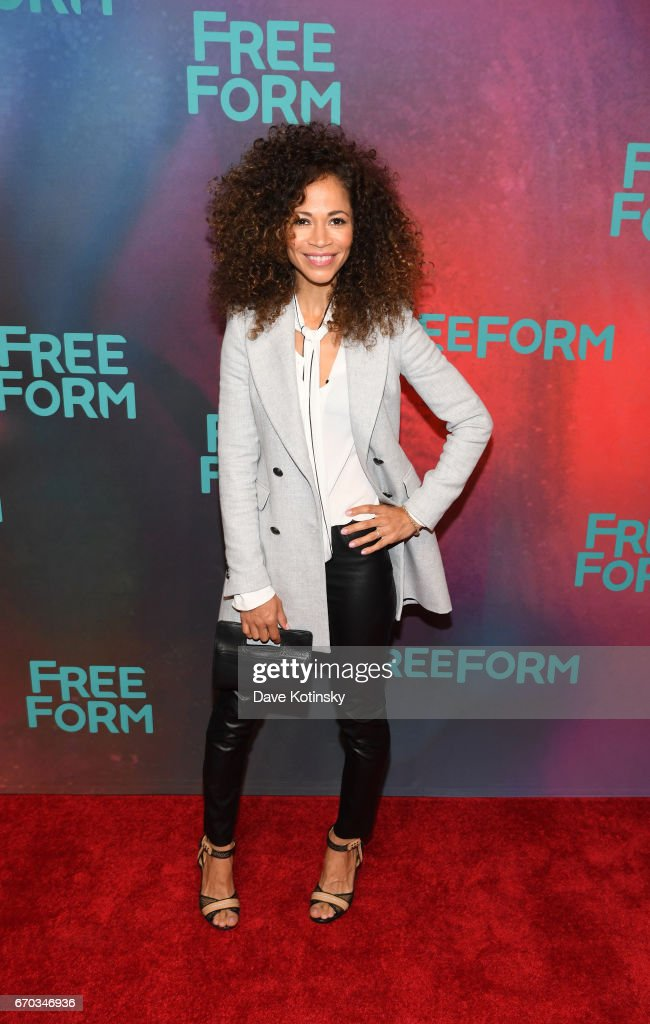 Actress Sherri Saum of 'The Fosters' attends Freeform 2017 Upfront at Hudson Mercantile on April 19, 2017 in New York City.