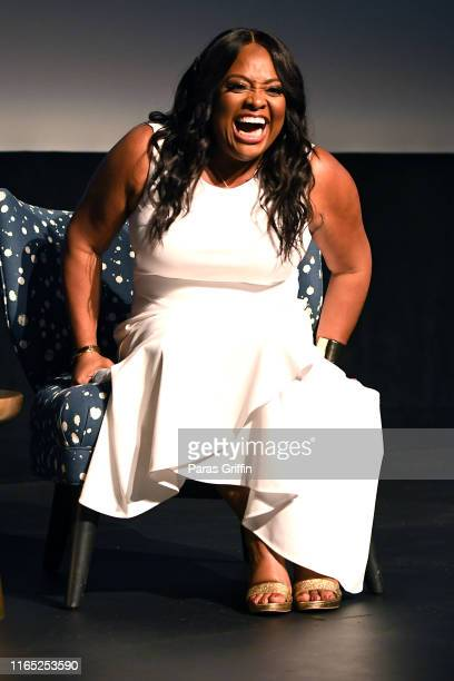Actress Sherri Shepherd attends Brian Banks Atlanta Screening at SCADshow on July 30 2019 in Atlanta Georgia