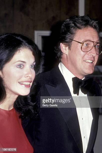 Actress Sherry Lansing and David Niven Jr attend Nineth Annual American Film Institute Lifetime Achievement Awards Honoring Fred Astaire on April 10...