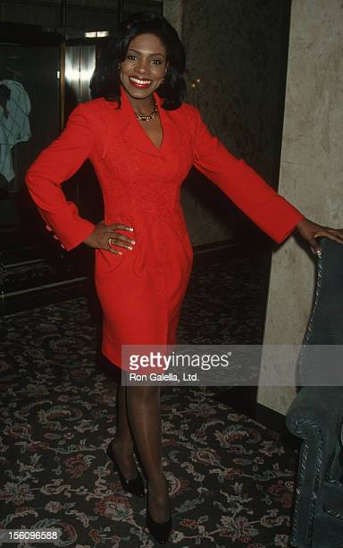 Actress Sheryl Lee Ralph attending 'NAPTE Convention' on January 27 1993 at Moscone Convention Center in San Francisco California